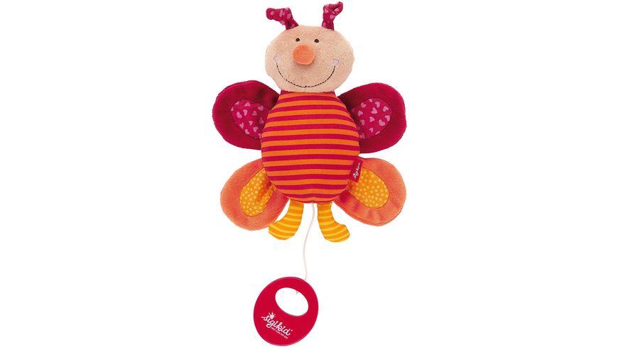 sigikid - Spieluhr Schmetterling
