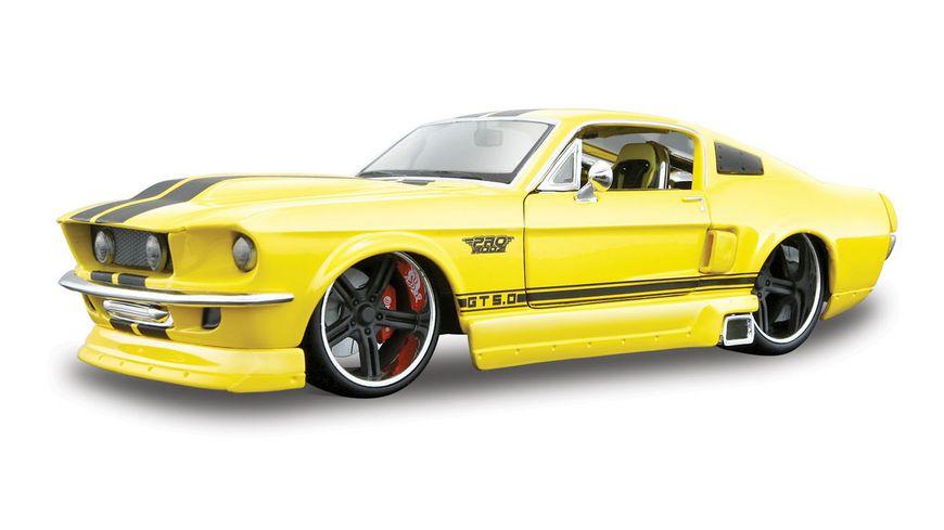 Maisto 1 24 AllStars Ford Mustang GT 67