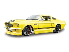 Maisto 1 24 Customshop AllStars Ford Mustang GT 67
