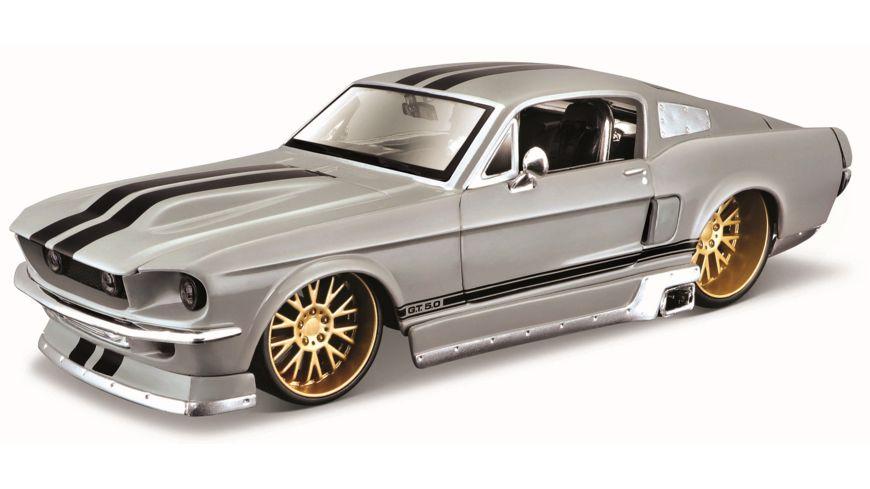 Maisto - 1:24 AllStars Ford Mustang GT 67