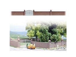 Busch 6014 Modellbahnzubehoer Steinmauer mit Tor