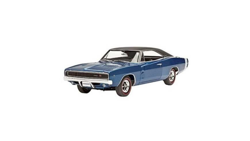 Revell 07188 1968 Dodge Charger 2in1