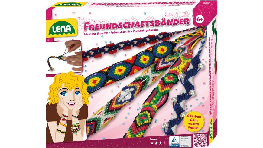 Lena - 42013 Freundschaftsbänder