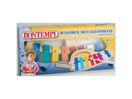 Bontempi Metallophone 8 Noten