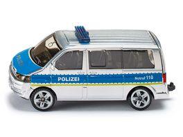 SIKU Super Polizei Mannschaftswagen