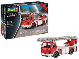 Revell 07504 DLK 23 12 Mercedes Benz 1419 1422 Massstab 1 24