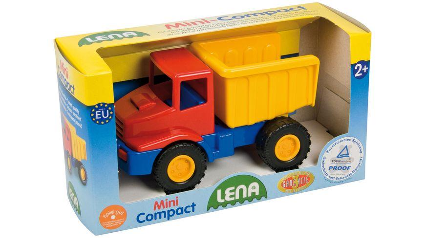 Lena Fahrzeuge Mini Compact 01220 Muldenkipper