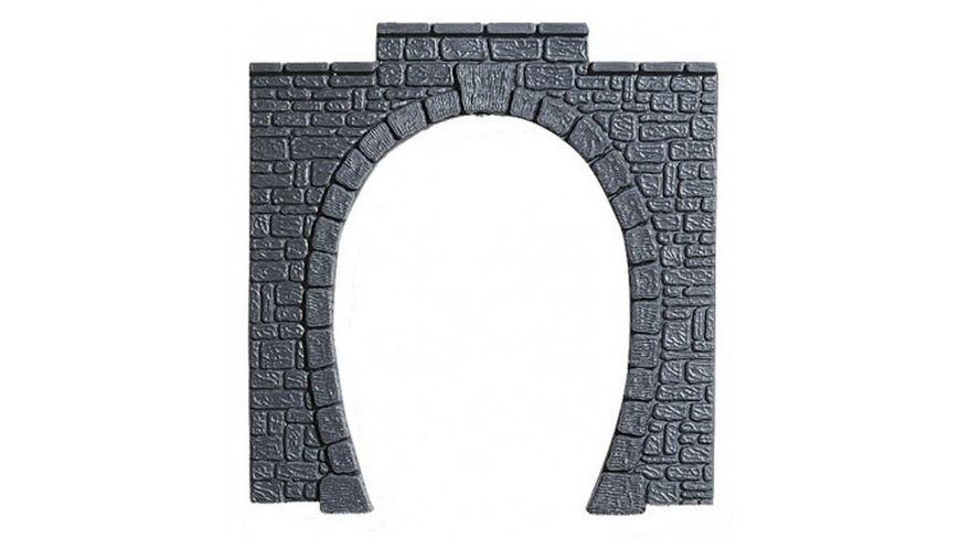 NOCH 60010 H0 Tunnel Portal 1 gleisig