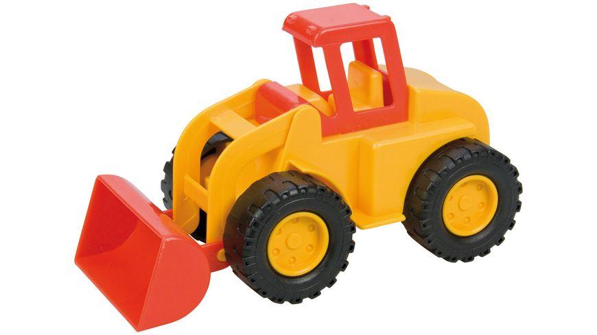 Lena Fahrzeuge Mini Compact 01222 Schaufellader