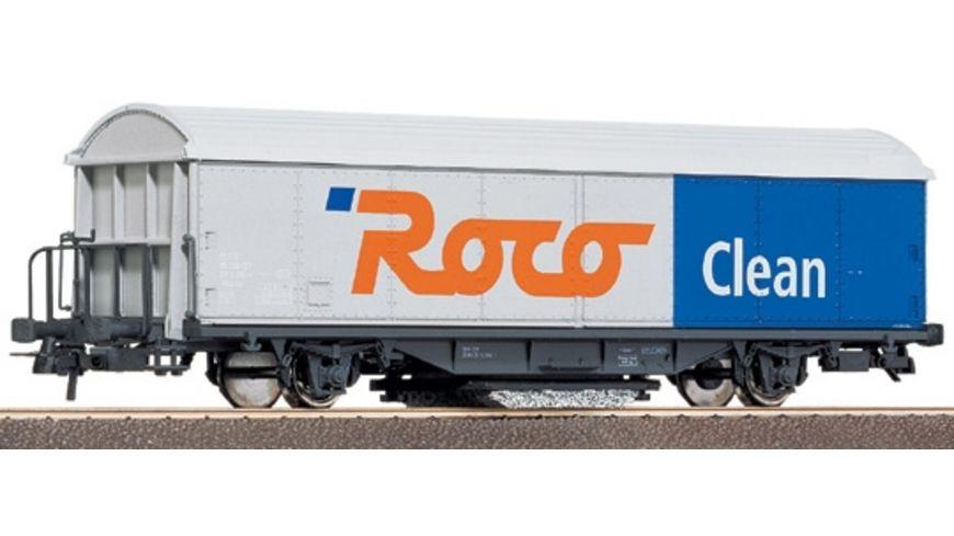 Roco 46400 H0 Roco Clean H0 Schienenreinigungswagen