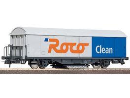 Roco H0 Roco Clean H0 Schienenreinigungswagen