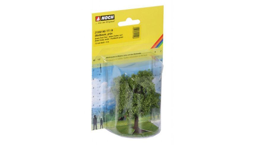 NOCH 21550 H0 Obstbaum gruen