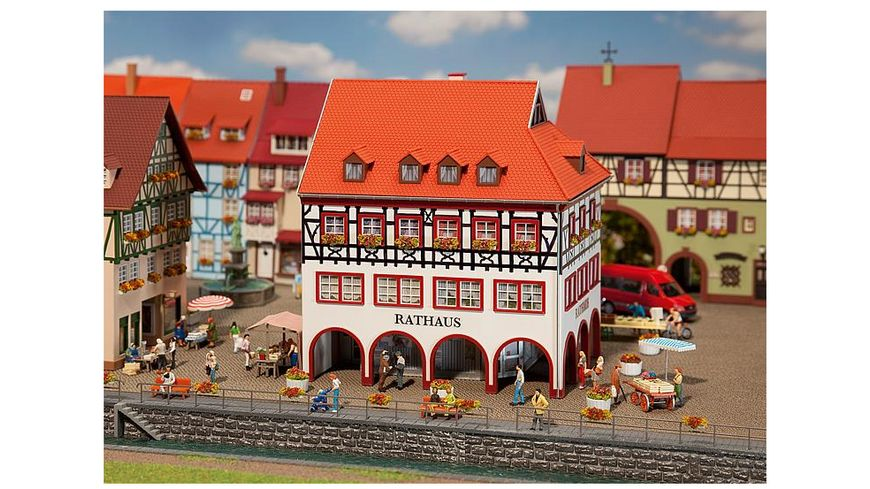 Faller 130491 H0 Rathaus