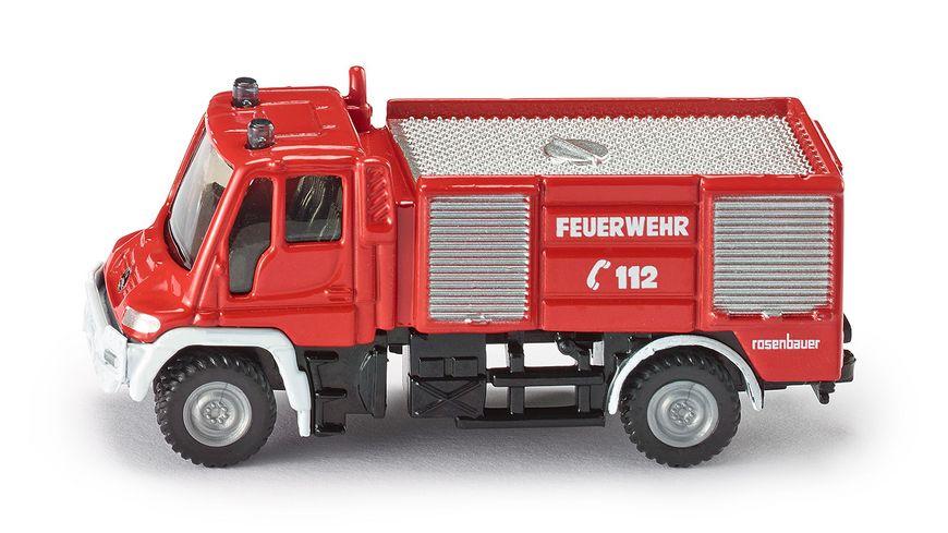 SIKU 1068 Super Blisterverpackung Unimog Feuerwehr