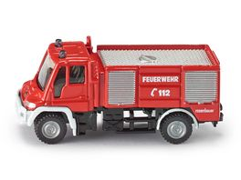 SIKU 1068 Super Unimog Feuerwehr