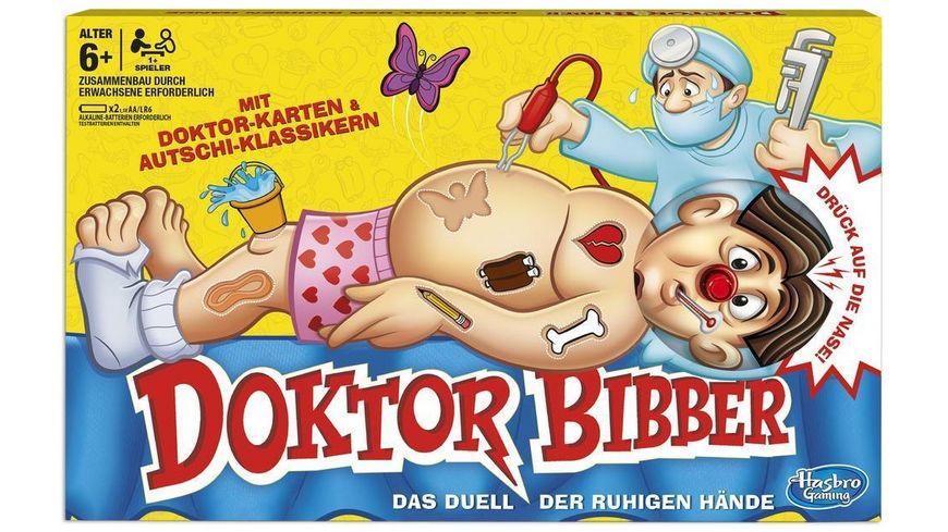 Hasbro - Dr. Bibber