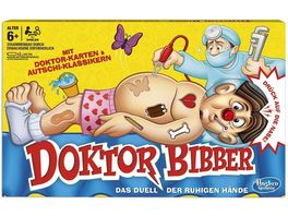Hasbro Gaming Doktor Bibber