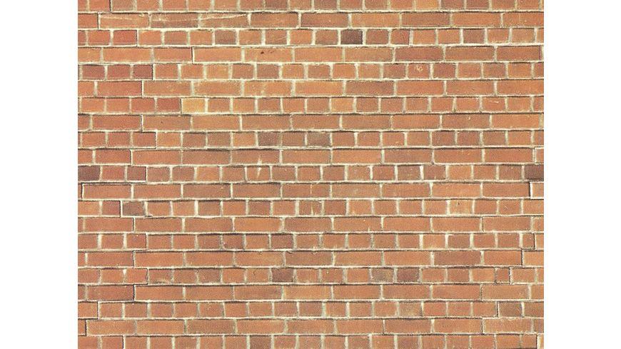 NOCH 57730 H0 Mauerplatte Ziegelstein