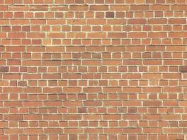 NOCH H0 57730 Mauerplatte Ziegelstein