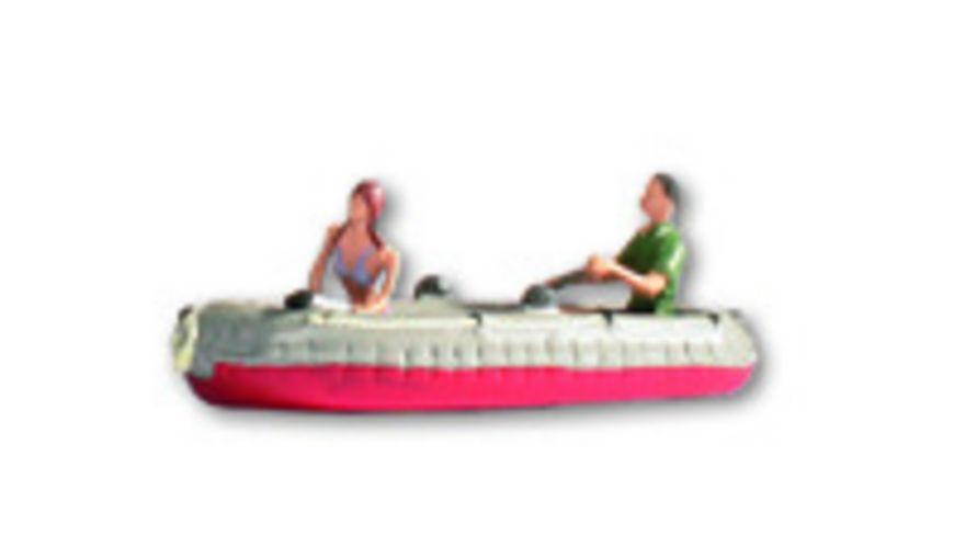 NOCH 16815 H0 - Schlauchboot