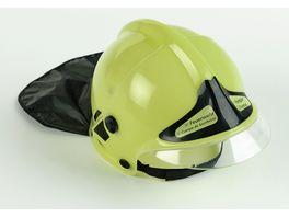 Theo Klein Feuerwehr Helm neon