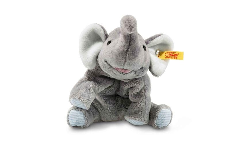 Steiff Kuscheltiere Kuscheltiere fuer Babys kleiner Freund Elefant Trampili 16 cm