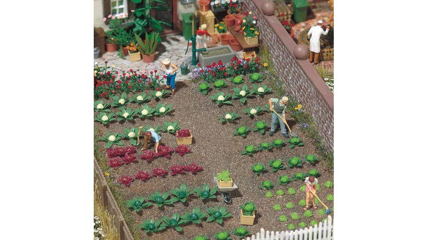 Busch 1213 Modellbahnzubehoer Kohl Salat