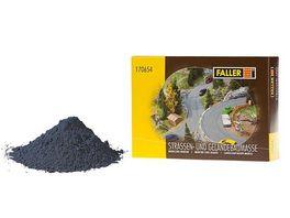 Faller 170654 Gelaendebau Spachtelmasse dunkelgrau