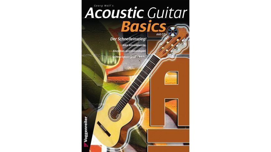 Voggenreiter Akustik Gitarren SET 4 4 DE