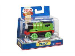 Fisher Price Thomas und seine Freunde Percy Holz batteriebetrieben