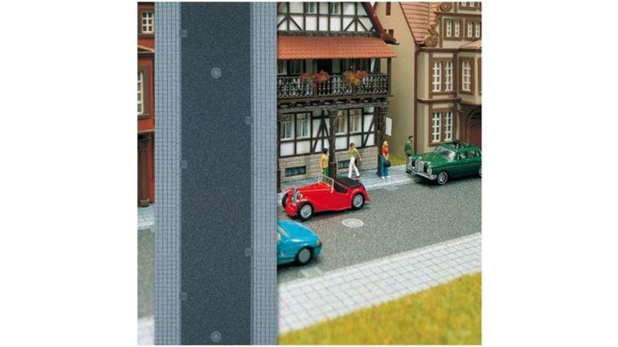 Busch 6038 Modellbahnzubehoer Stadtstrasse