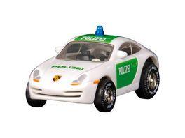 Darda Fahrzeuge Porsche Polizei 8 cm