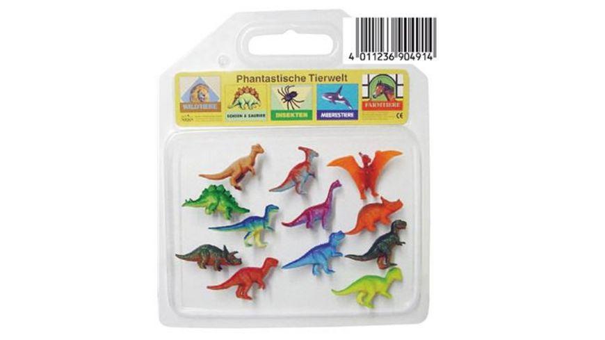 Weico Dinosaurier Sammelbox