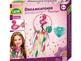 Lena 42700 Dreamcatcher Flamingo
