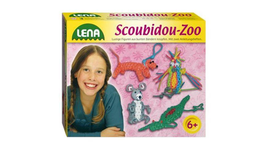 Lena 42360 Scoubidou Zoo