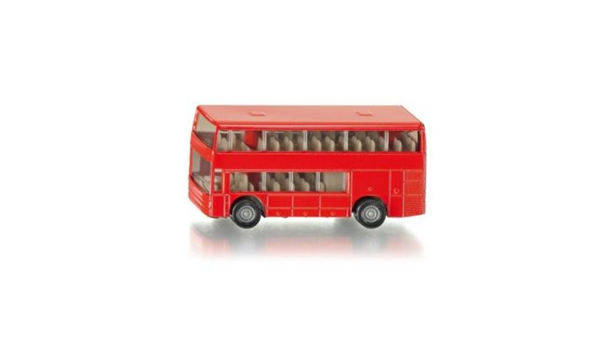 SIKU 1321 Super Doppelstock Reisebus