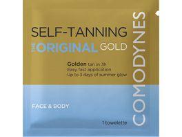COMODYNES Self Tanning Selbstbraeunertuecher 8er Pack