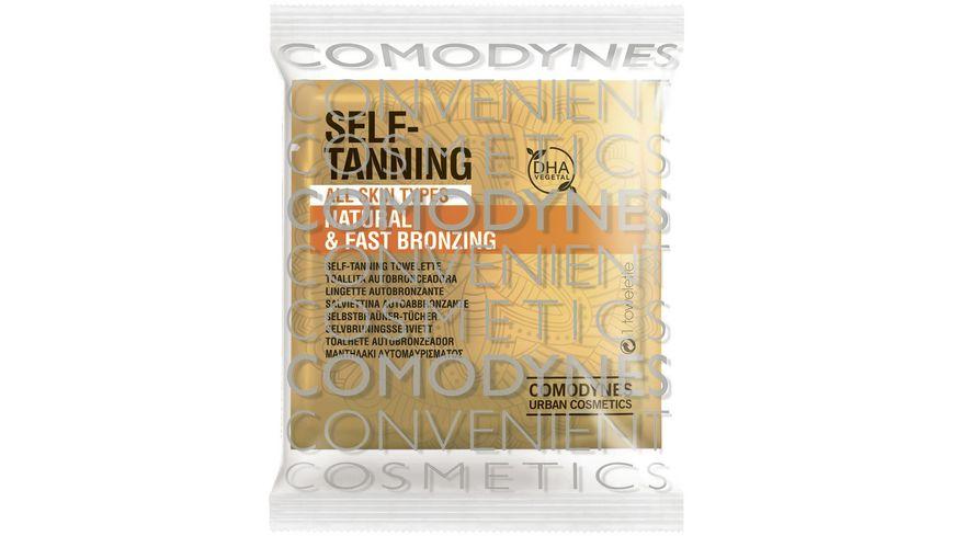 COMODYNES Self Tanning Selbstbraeunertuecher