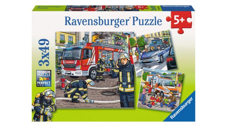 Ravensburger Puzzle - Helfer in der Not