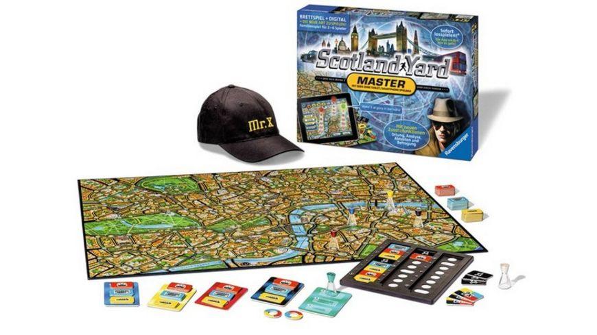 Ravensburger Spiel Scotland Yard Master