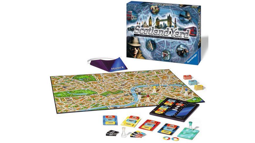 Ravensburger Spiel Scotland Yard