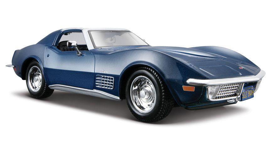 Maisto - 1:24 Chevrolet Corvette 70