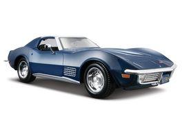 Maisto 1 24 Chevrolet Corvette 70