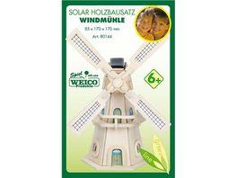 Weico 80144 Windmuehle Holzbausatz