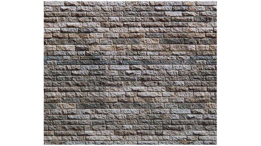 Faller 170617 H0 Mauerplatte Basalt