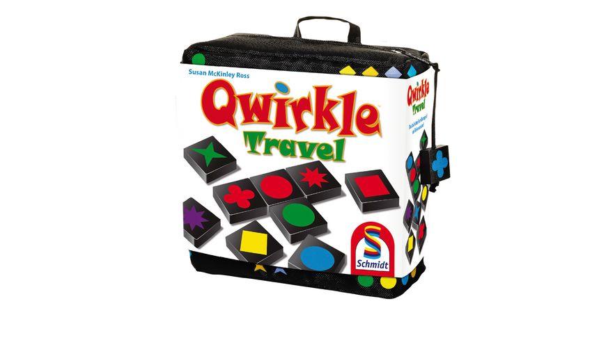 Schmidt Spiele Familienspiele Qwirkle Travel