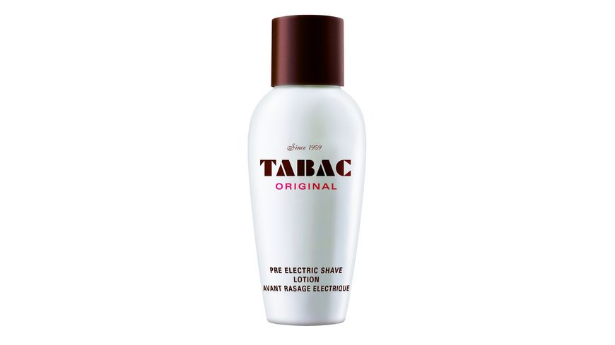 TABAC Original Pre Electric Shave