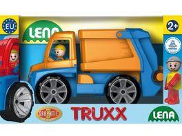 Lena Fahrzeuge Truxx 04406 Muellwagen