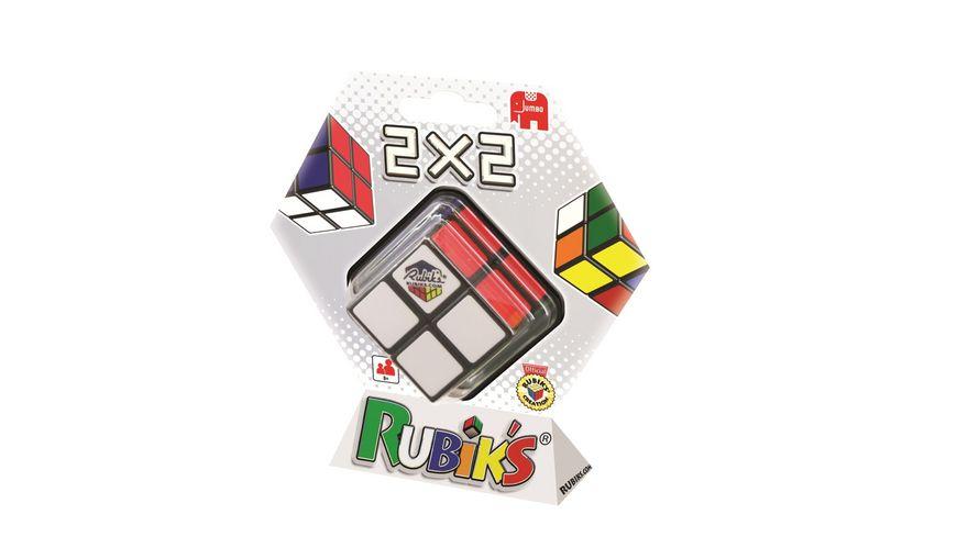 Jumbo Spiele Rubik s Cube 2 x 2