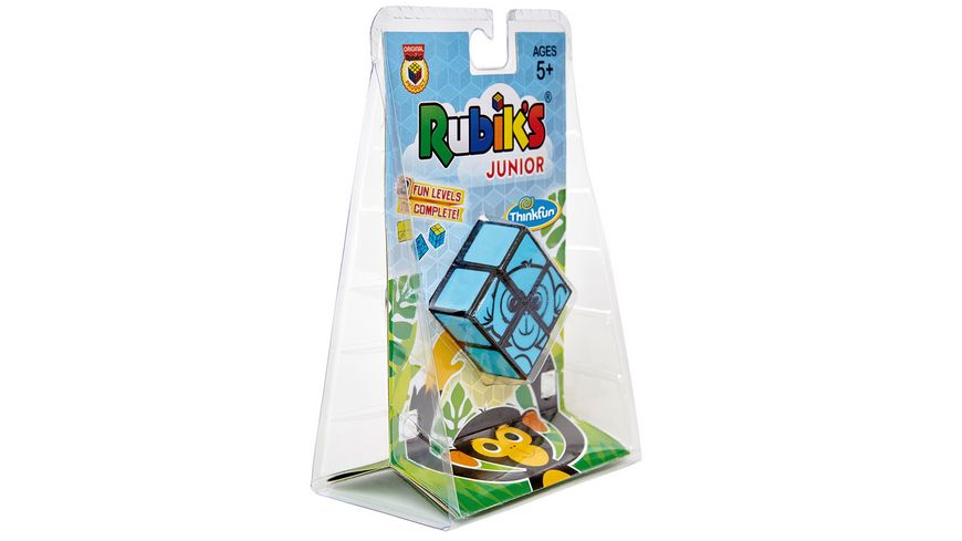Jumbo Spiele Rubiks Cube 2 x 2